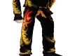 trial by fire pants