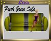 ~L~Fresh Green Sofa