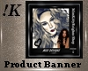 !K! My Product Banner