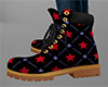 Stars Work Boots 4 (F)