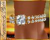 I~Elegant Diamond Anklet