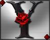 Rose Letter Y