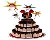 HoneyRedd Birthday Cake
