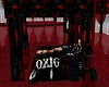 Foxie Goth Bed