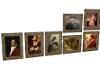 Downton Abbey wall pics