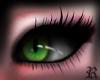 Side Good Evil Green Eye