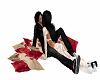 Poppy Kiss Cushions