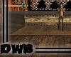 Sawdust Dance Floor