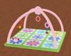 (W) Baby Play mat garden