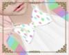 A: Rainbow bow tie