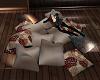 Pile pillows