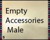S|Empty Accessories (M)