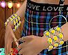 Bracelets Y