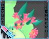 Seni .shoulder blossoms