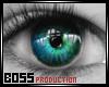 F/M Green&Blue eyes