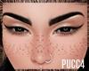 P. Freckles + Piercing