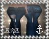 Flare Jeans Blue RL