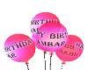 HBD Baloon