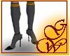 GW Wizard Shoes yellow