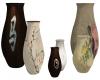 Asian Vase Set