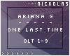 P l Ariana - One Last Ti
