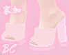 Strawberry Cloud Shoes