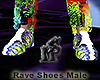 Rave Shoes Male