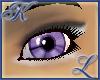 KL Lt Violet Eyes F