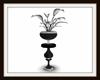 Elegance Vase w/Plant