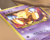 [Ice] Abra Mouth Card
