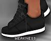 Sport Sneakers Black