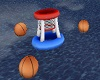 water basket ball