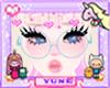 ♡kawaii glasses♡