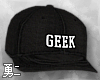 Y' Geek Cap