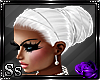 Ss::Wedding White Hair
