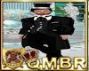 QMBR Kravat Tux Diamond