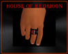 {DBA}HOUSE REDMOON RING2