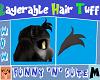 Layerable Hair Tuff [M]