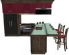 Cottage Animated Kitchen