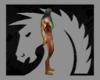 Wolf legs - any skin (M)