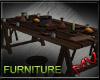 (MV) Wood Medieval Table