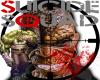 Suicide Squad Croc Mask