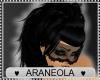[A]Black Lace veil