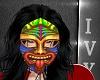 IV.Tiki Festive Mask