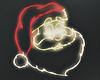 Santa Neon