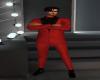 Red Tuxedo Jacket