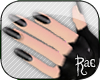 R: Layerable Black Nails