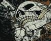*IxI* Skull Shirt