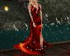 red gala glitter