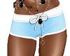 RLS Shorts blue